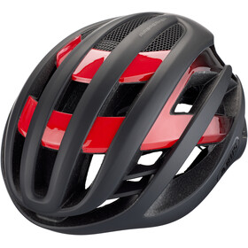 ABUS AirBreaker Fietshelm, black/red